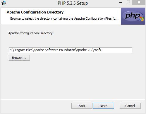 Installation WAMP ( Apache, MySQL, PHP ) on Microsoft