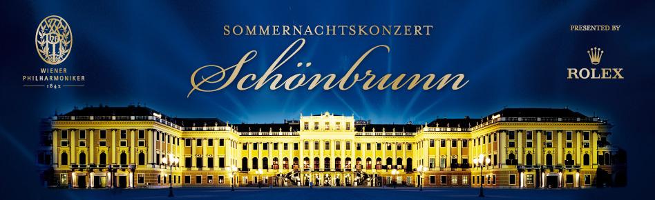 Wiener Philharmoniker Summer Night Concert Schönbrunn 2013