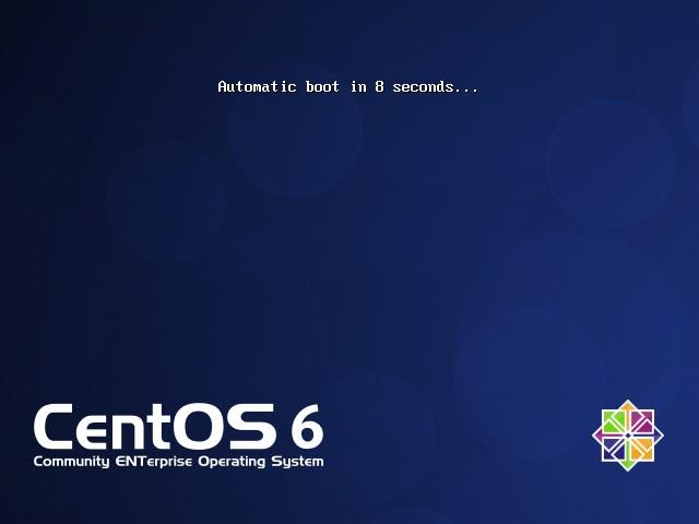 Install CentOS 6.4 in Text Mode