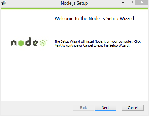 Install Node.js on Windows