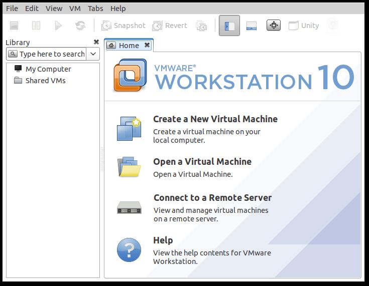 Vmware Workstation 10 Crack Linux