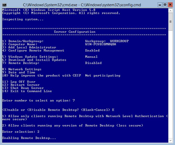 Install Hyper-V Server 2012 in VMware Workstation | Ri Xu Online