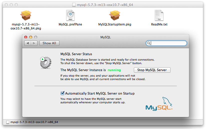 Installation MAMP ( Apache+MySQL+PHP ) on a Mac with OS X