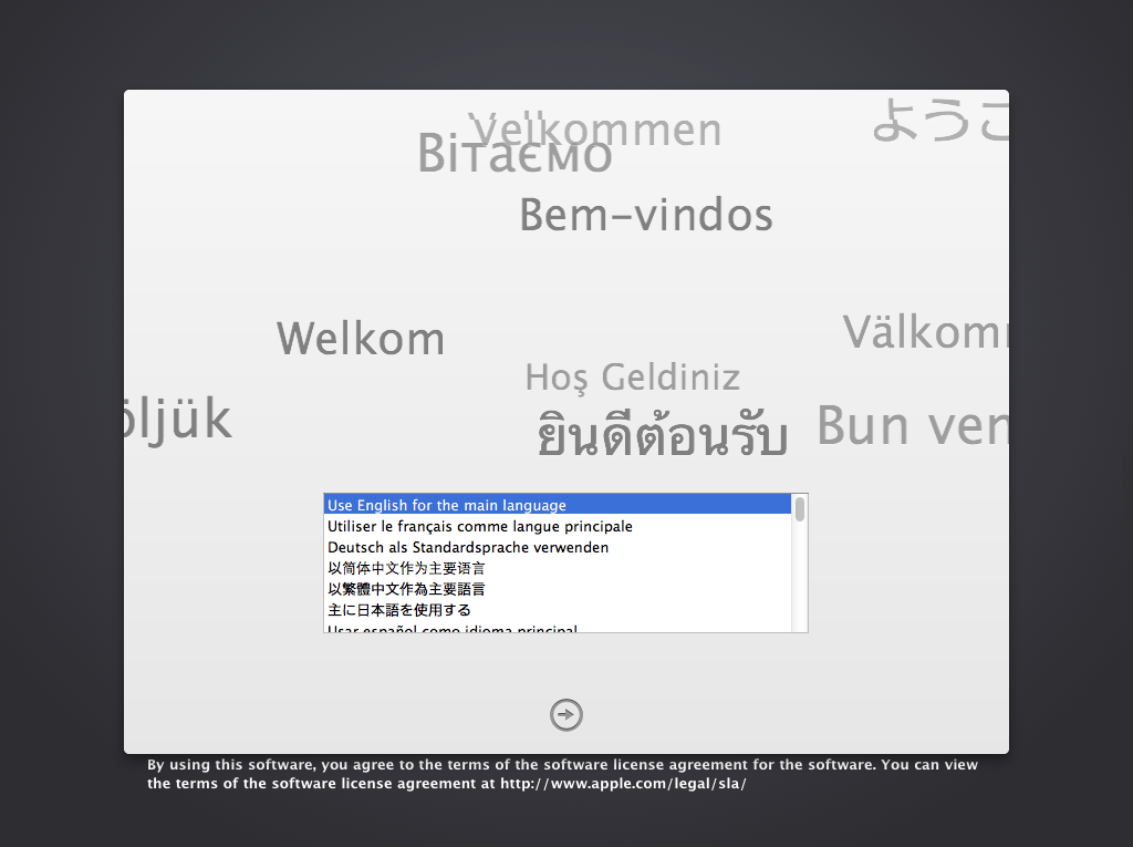 how to run mac os in virtual machine