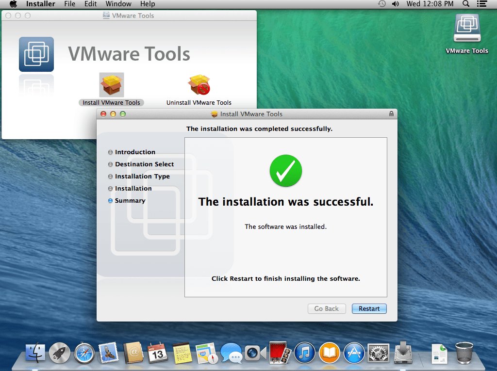 Install Os X Mavericks In Vmware Virtual Machine Ri Xu