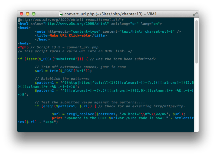 Use Solarized Color Scheme in Mac OS X Terminal