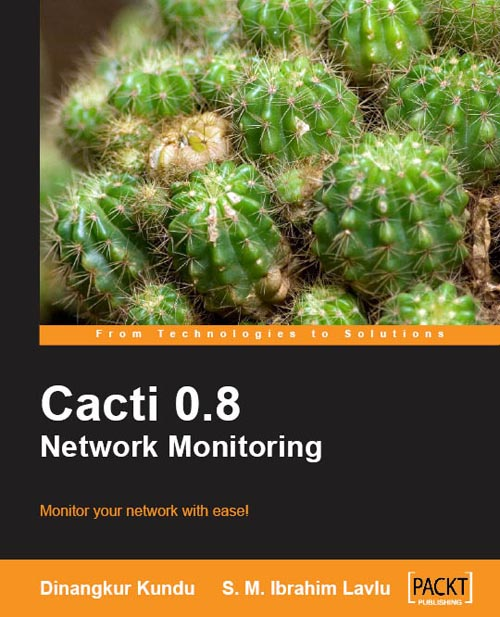 Cacti 0.8 Network Monitoring