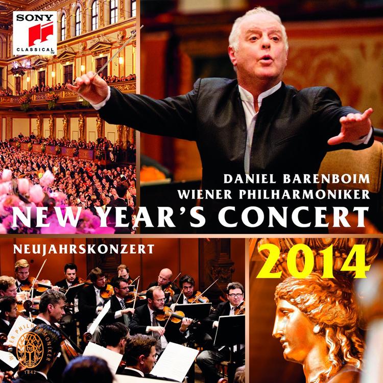 Wiener Philharmoniker Vienna New Year's Concert 2014