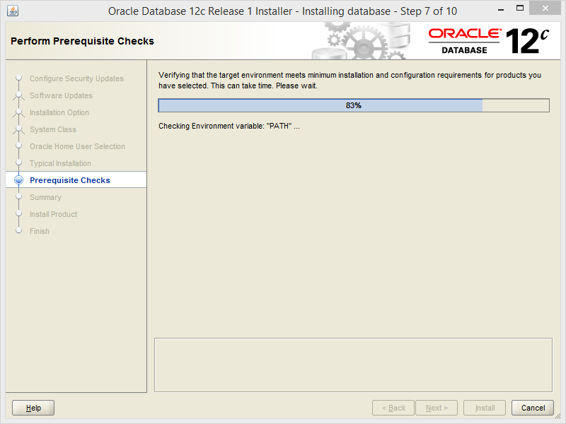 install-oracle-atabase-12c-on-windows-11