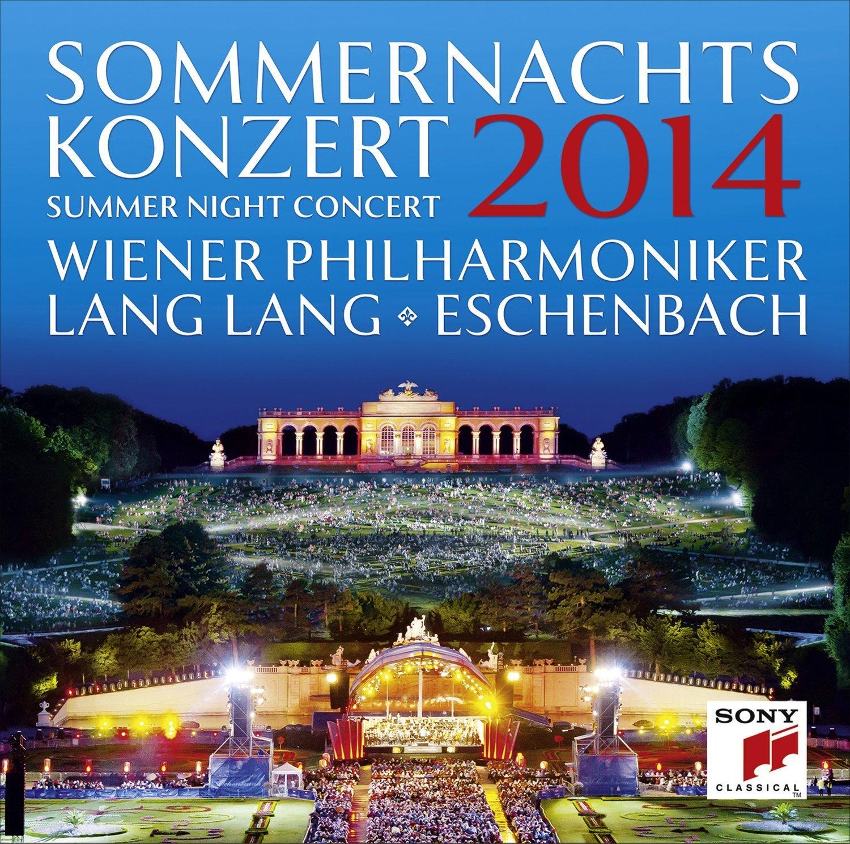 Wiener Philharmoniker Summer Night Concert Schönbrunn 2014