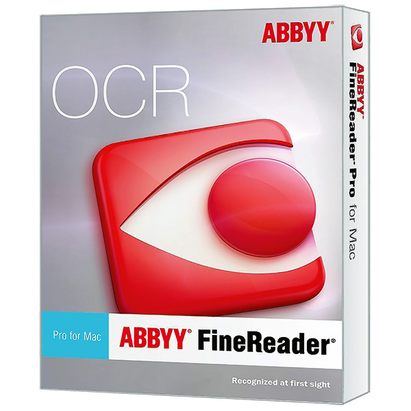 ABBYY FineReader OCR Pro for Mac