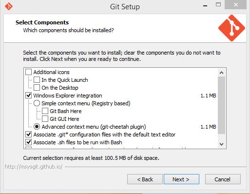 Configure Git and Github