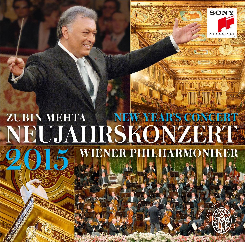 Wiener Philharmoniker Vienna New Year's Concert 2015