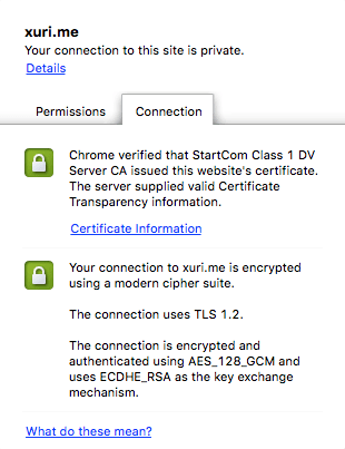 Enable Certificate Transparency for HTTPS
