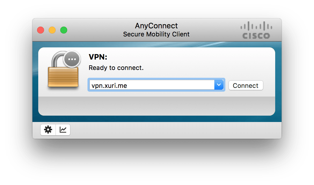 OCserv on Ubuntu 16.04 for Cisco AnyConnect Client