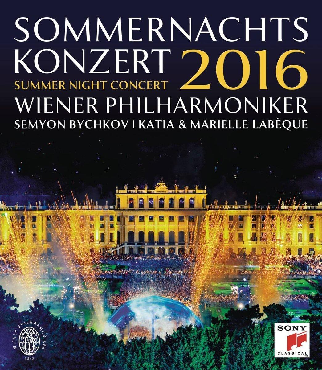Wiener Philharmoniker Summer Night Concert Schönbrunn 2016