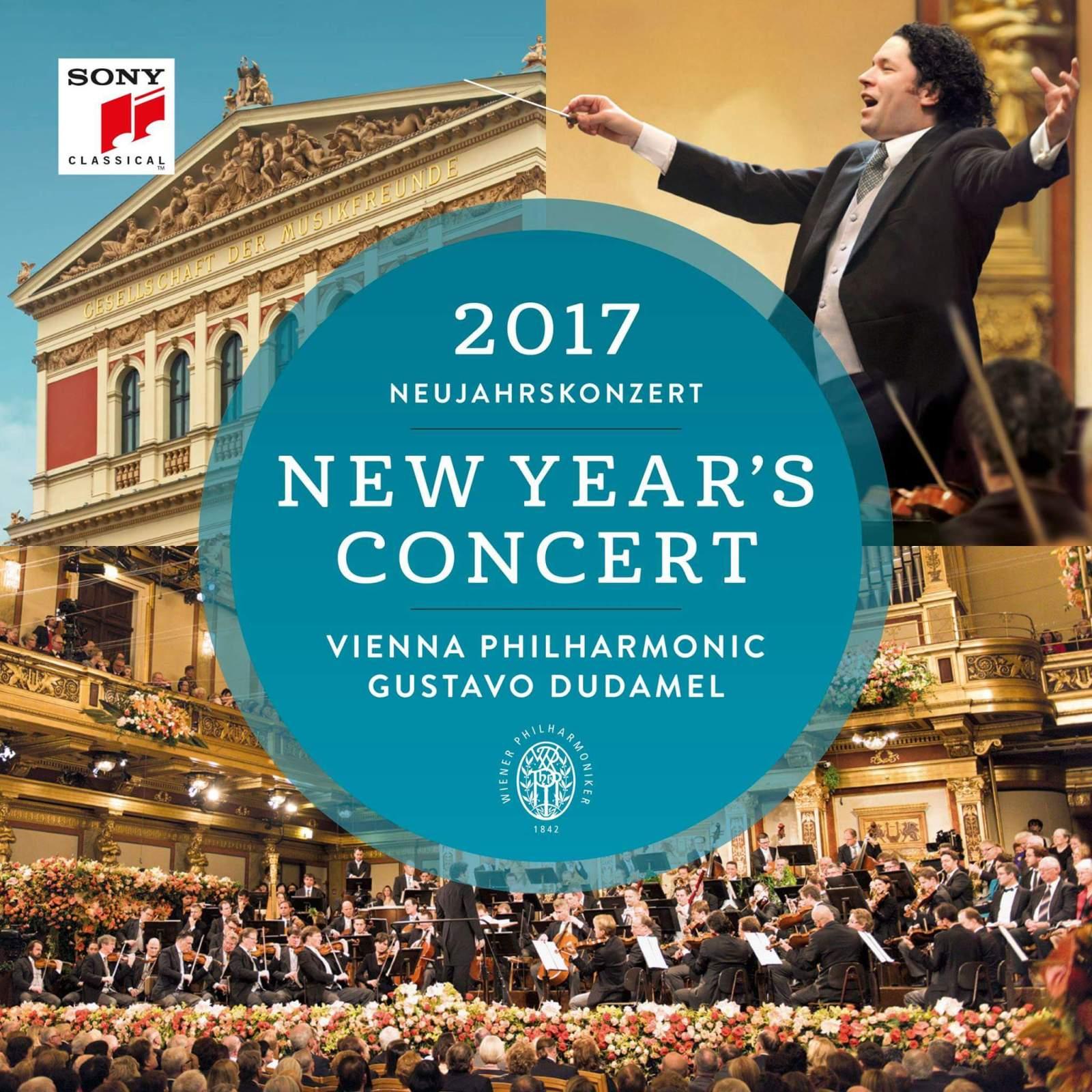 Wiener Philharmoniker Vienna New Year's Concert 2017