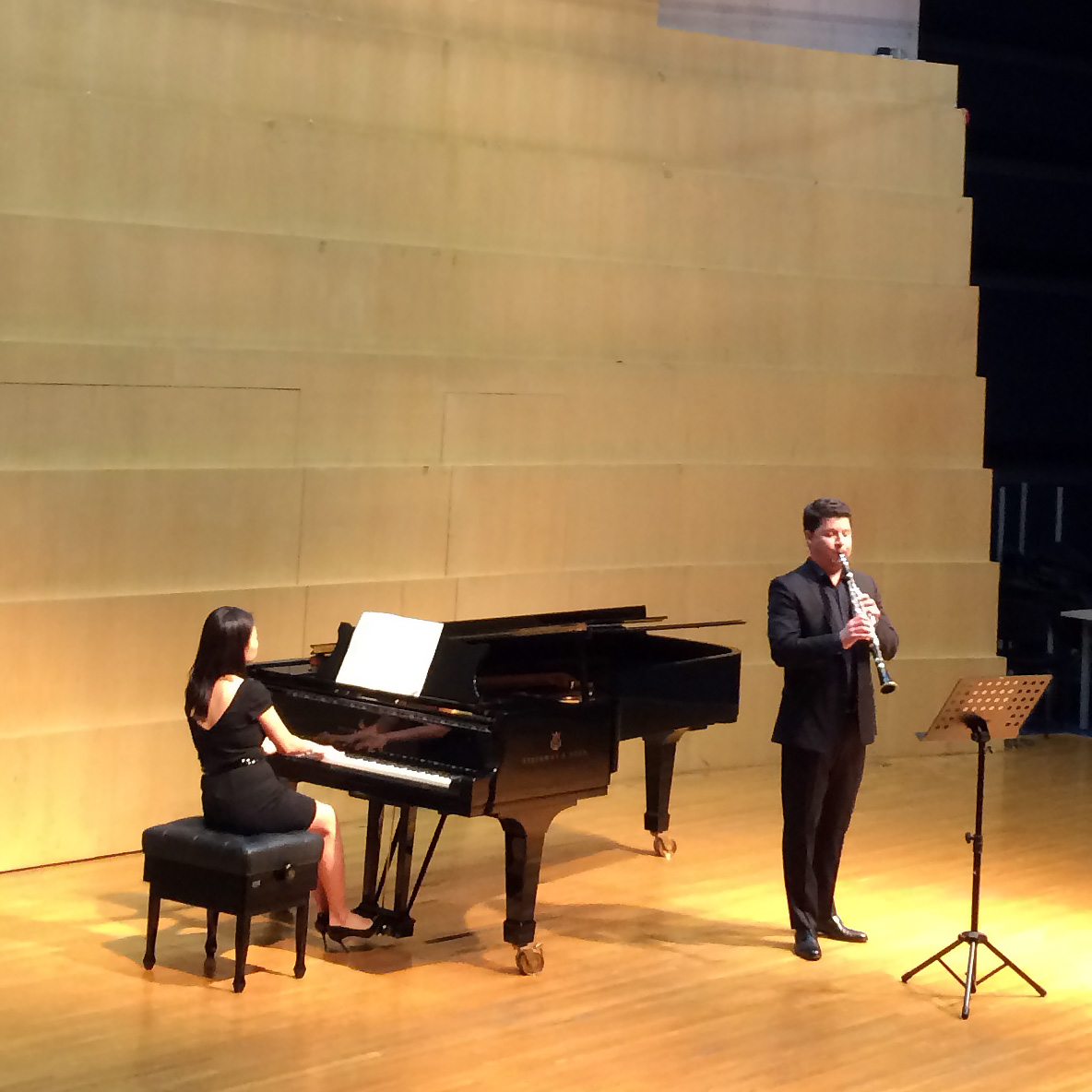 Alexander Fiterstein Solo Concert in China Central Conservatory of Music