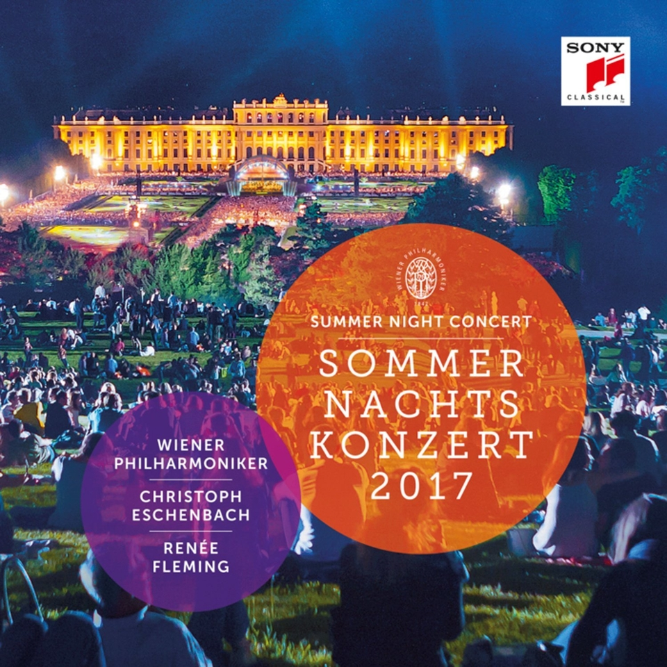 Wiener Philharmoniker Summer Night Concert Schönbrunn 2017