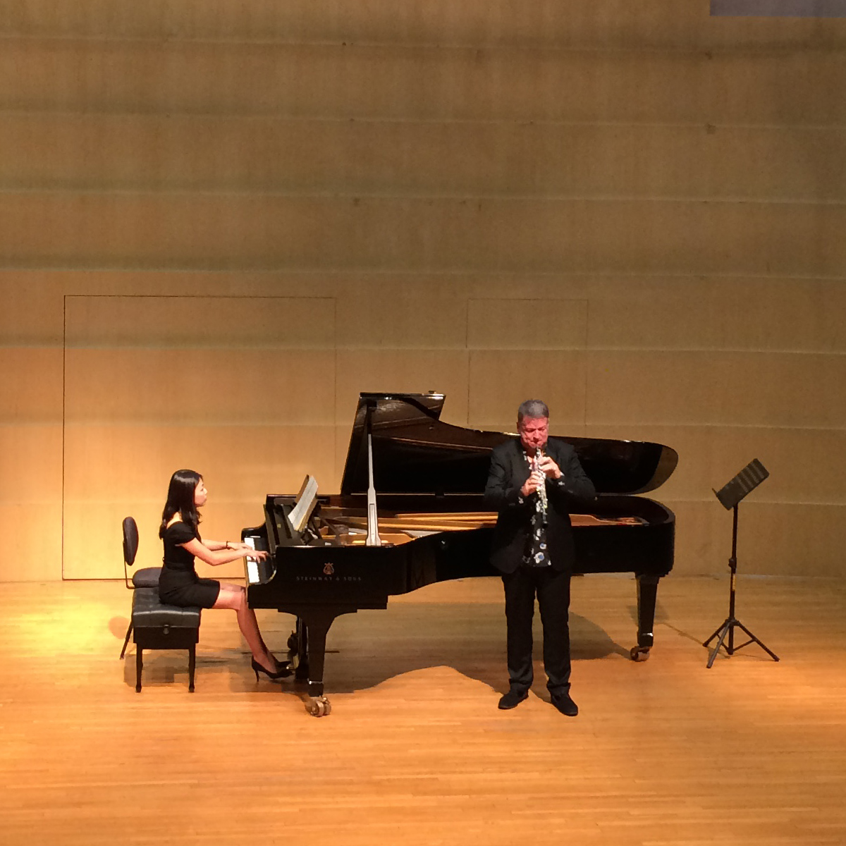 Nicholas Daniel Solo Recital in China Central Conservatory of Music