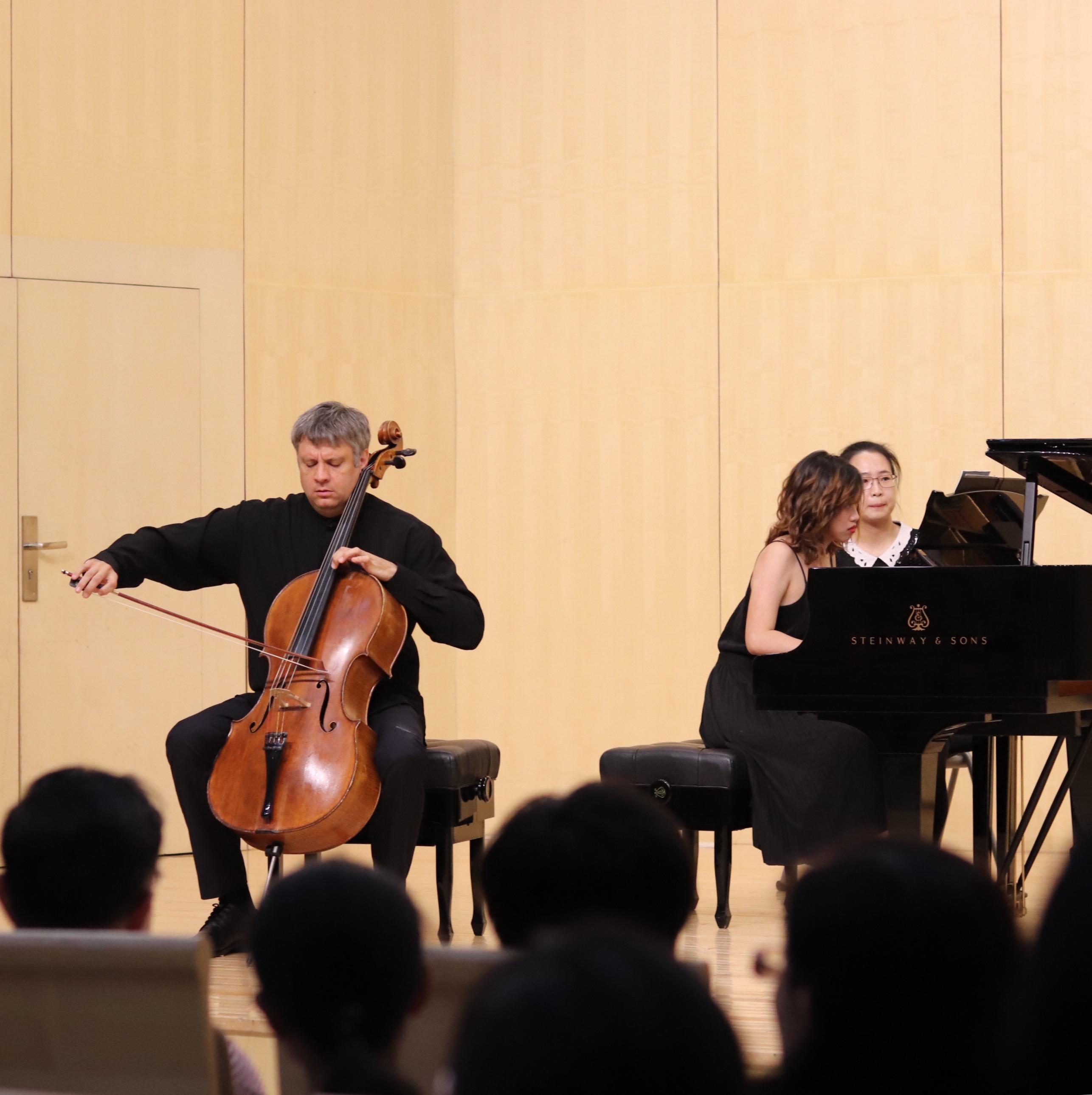 Alexander Suleiman Solo Recital in CCOM
