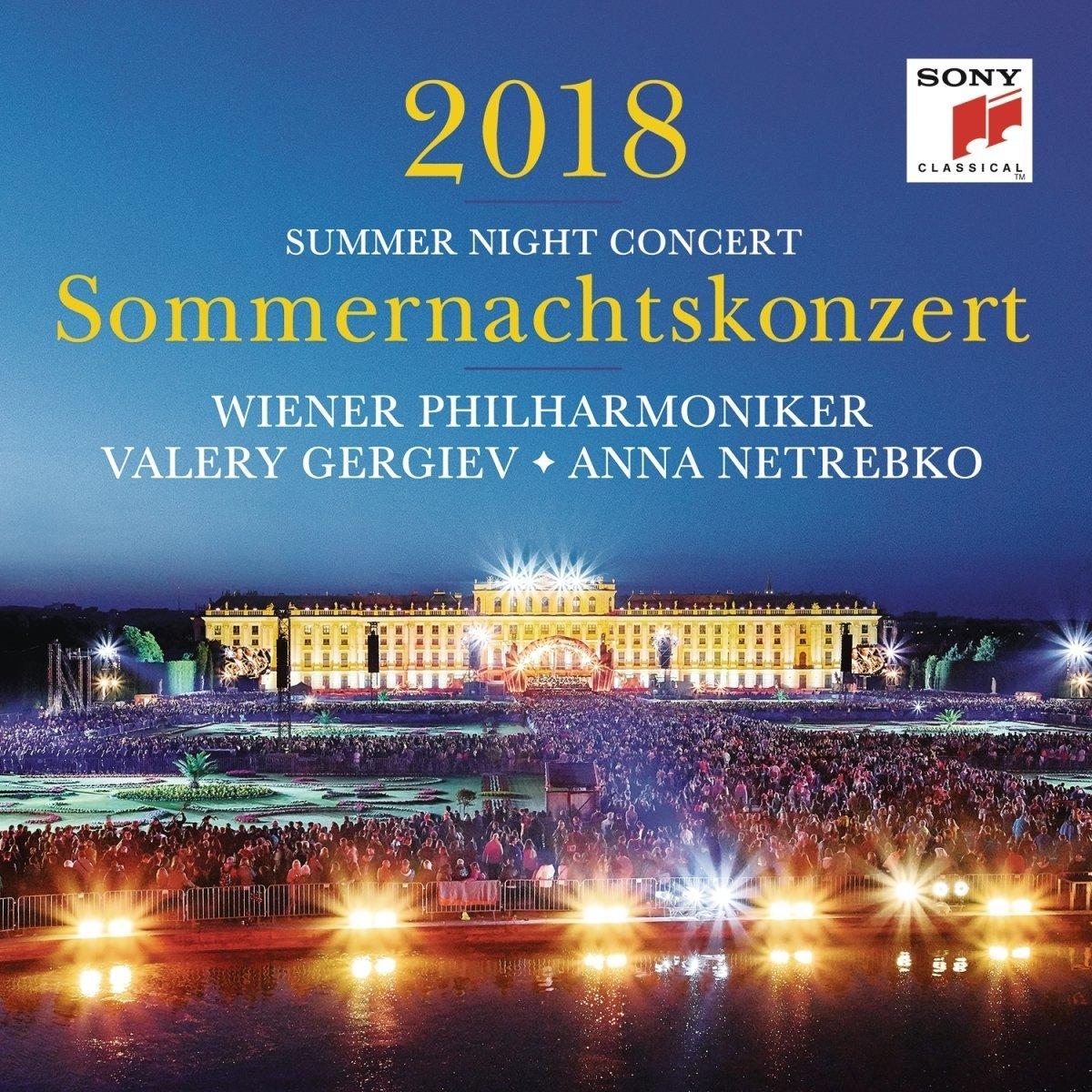 Wiener Philharmoniker Summer Night Concert Schönbrunn 2018