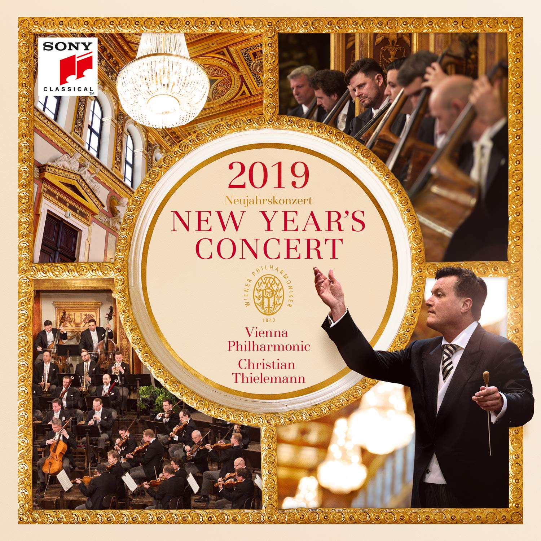 Wiener Philharmoniker Vienna New Year's Concert 2019