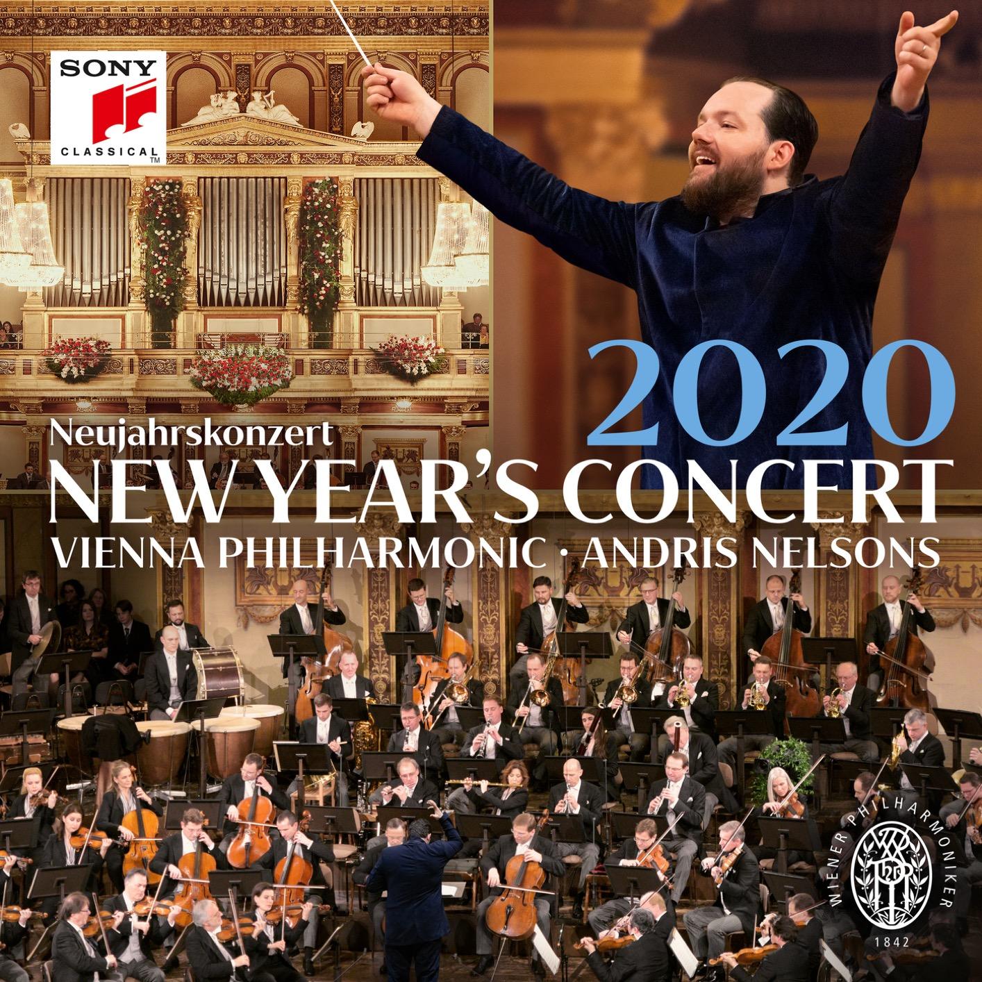 Wiener Philharmoniker Vienna New Year's Concert 2020